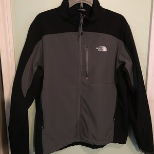 Men's XL The North Face full zip jacket.